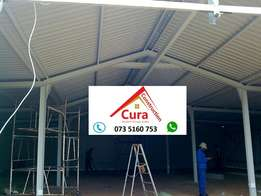 church shed; workshops; carports