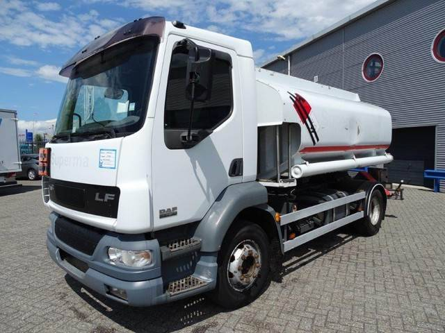 DAF Lf55-250 / Manual / Fueltank / 3 Compartments 2000 - 2005