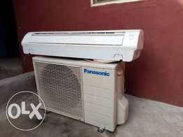 Neatly used 2.5 HP Panasonic air-conditioner for sale  Alimosho