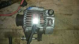 Toyota tazz 1.3 alternator original