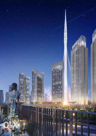 Apartments for sale with pool and garden in Dubai Creek Harbour بلاد أخرى -  8