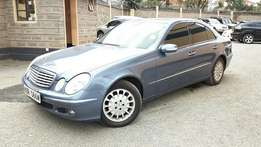 Mercedes-Benz E240. Buy and Drive