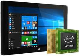"XTouch 10"" PF10sv2 Windows 10 (Creators Update) Tablet with FREE Pouch"