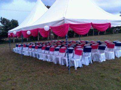 all types of tents,tables,chairs and decoration Westlands - image 1