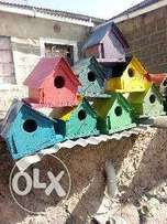 Outdoor Wild bird houses