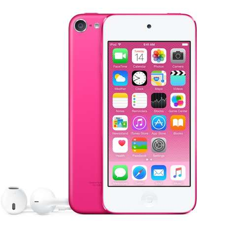 Brand New pink Apple iPod touch (6th generation) 32GB Nairobi CBD - image 1