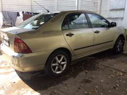 Toyota Corolla for sale at R35,999