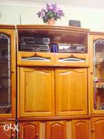 TV and hi-if cabinet for sale