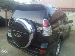 Super Cleanin Toyota prado 2009