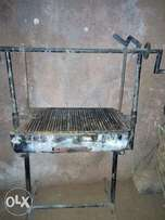 Grill Jiko for meat choma