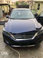 2014 Honda accord full option Tokunbo