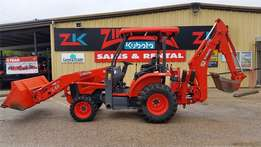All In One Kubota Tractor L45TLB