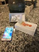 iPhone 6s rose gold 64gb unlocked with box
