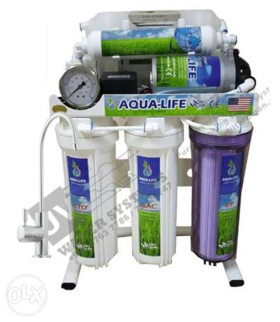 Get most pure drinking water. Save 80% on water.