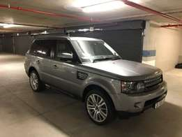 2012 Land Rover Range Rover SPORT 3.0 SD HSE LUXURY