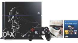 PS4 Starwars edition