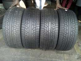 4X 275/45/20 ACHILLES tyres for sell