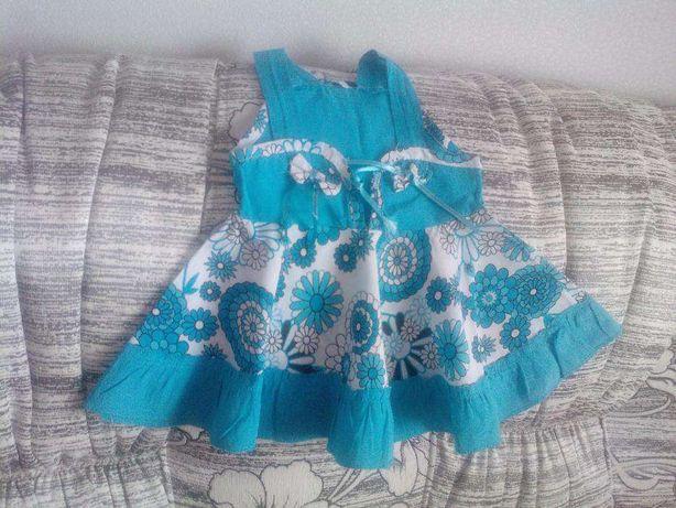 Плаття для дівчинки на 1-2 роки  50 грн. - Одяг для дівчаток Івано ... 6a5ff6f0125d9