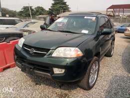 Tokunbo Acura MDX with complete papers