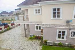 5bedroom fully detached duplex with pool at Kukwaba for sale