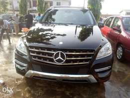 "super clean mercedez -Benz 2014"" ML350 4matic toks Lagos clear"