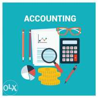 Accounting & book keeping services