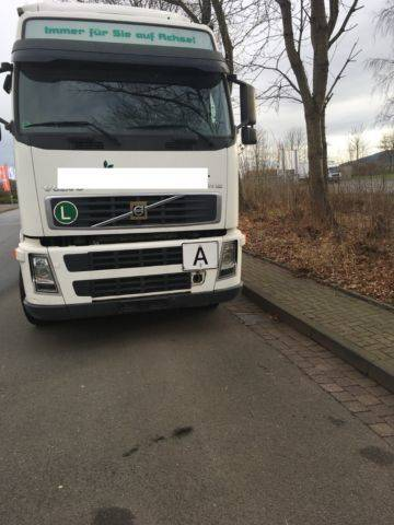 Volvo FH 12 Abroller - 2019