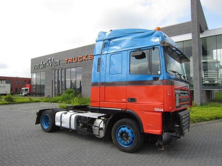 DAF XF 105/410 Spacecab Low-Deck !!!!!!!!! - 2008