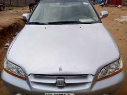 2000 Honda accord, leather, v6 engine