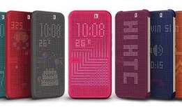 HTC Dot view covers