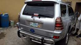 super clean 1st body Nigerian used limited edition 2003 Toyota 4Runner