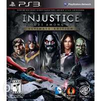 Injustice God's Among Us Ps3