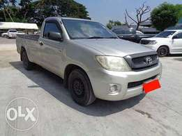 Toyota hilux single cab pick up 2011 manual, finance terms accepted