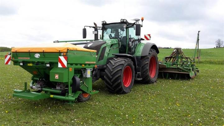 Amazone Drille Ad, Kg 603 + Fps - 2012