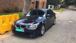 Bmw 520d facelift