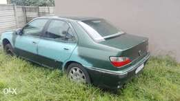 Peugeot 406 stripping for spares
