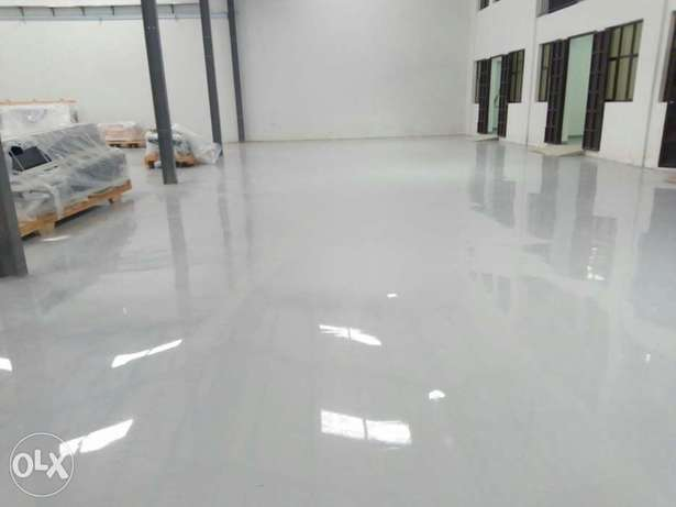 EPOXY Floors - for the best epoxy floors in East Africa, contact us. Industrial Area - image 5