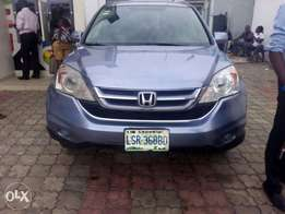 2010 Honda CR-V Few Months Used