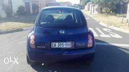 selling nissan micra 1.4