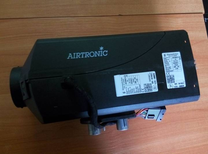 AIRTRONIC D4 24V heater for truck