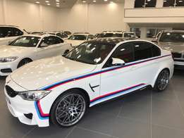 BMW M3 MDCT Competition Package