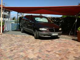 1998 Chrysler Grand Voyager Le 3.3 V6
