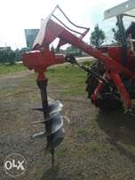 Post hole diggers on sale.