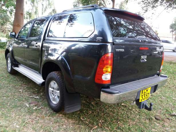Muliti-purpose 4wd! Toyota Hilux D/Cab Manual Diesel 4wd Very Clean Karen - image 4