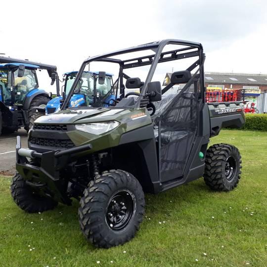 Polaris New Ranger Diesel - 2019