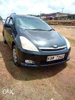 Clean Toyota Wish KBR for Sale