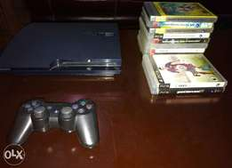 UK used 500 GB PS3