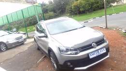 2012 model vw cross polo 6 1.6 Comfortline for sale