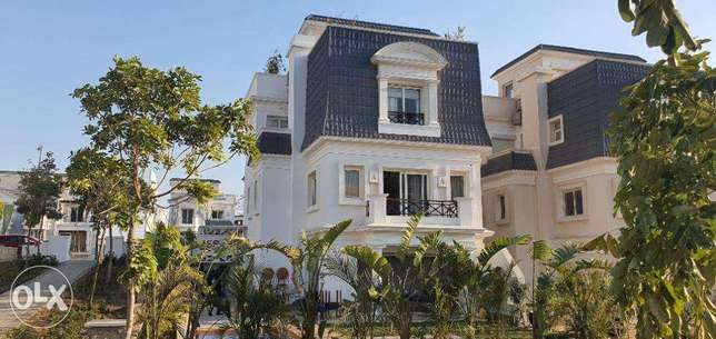 Villa standalone type (AR) with penthouse In an amazing location