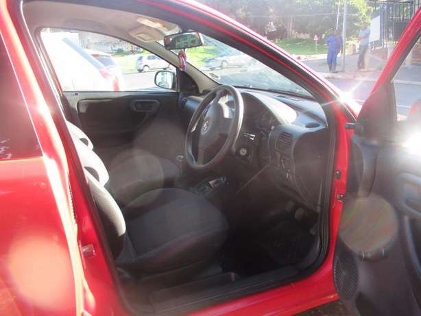 2011 chevrolet corsa utility red color 1.4 for sale Johannesburg CBD - image 4